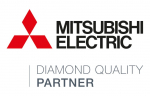 Mitsubishi Electric Diamond Partner